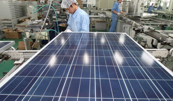 Facing Continued Losses, Yingli Solar Warns Investors About Its Ability to Operate