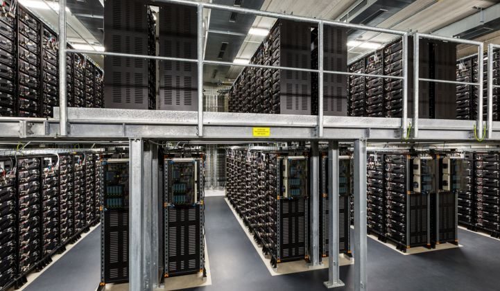 Expansion of EU's First Commercial Storage Plant Shows Adaptability of Batteries for Grid Services