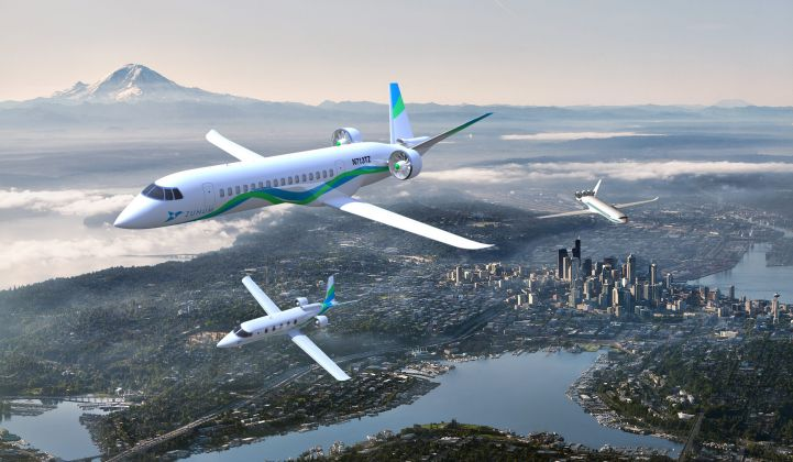 Commercial electric airplanes could soon take to the skies.