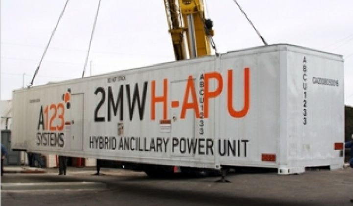 When Will Utility-Scale Energy Storage Become Widespread?