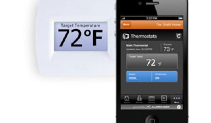 Alarm.com Acquires EnergyHub for Home Energy Management
