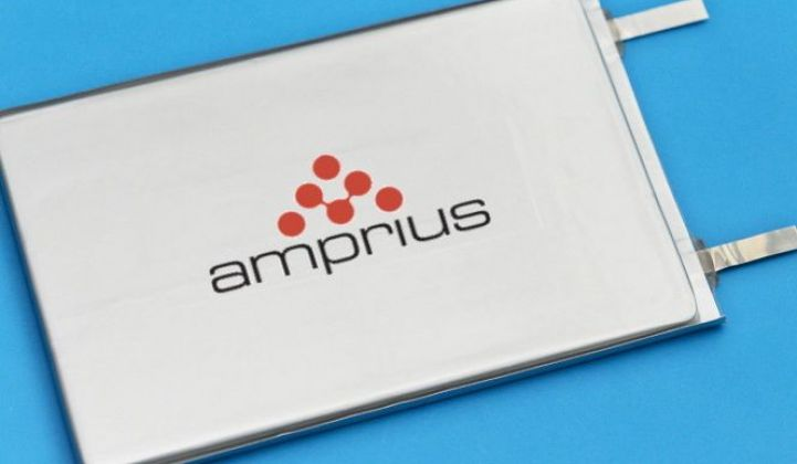 Amprius Gets $30M Boost for Silicon-Based Lithium-Ion Batteries
