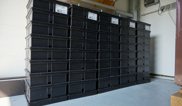 Bankrupt Aquion's Salt Water Battery Assets Bid On By