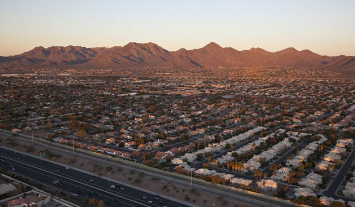 Sunny Arizona could pioneer a comprehensive storage-plus-clean-energy makeover.
