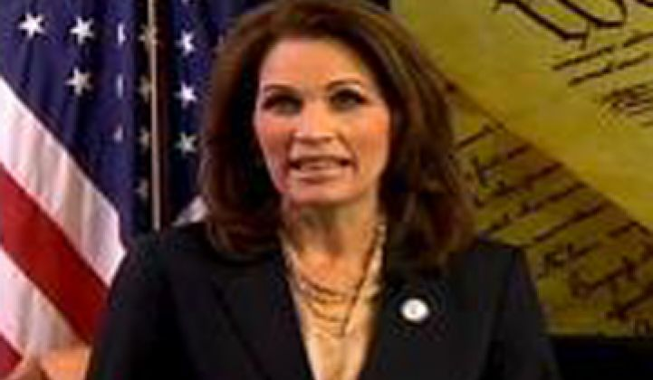 Bachmann Promises to Drop Gas to $2 a Gallon: Some Possible Solutions