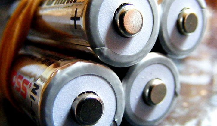Aquion Energy's Disruptive Battery Tech Picks Up $35M in VC