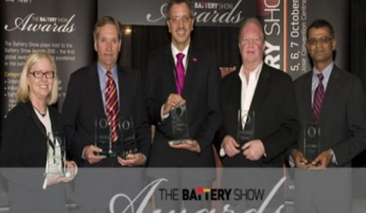 Electrodes of the Future at The Battery Show