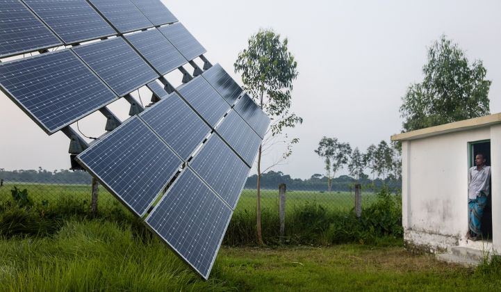 An estimated 420 million people globally now use standalone off-grid solar, while another 47 million people rely on mini-grids for access to electricity.