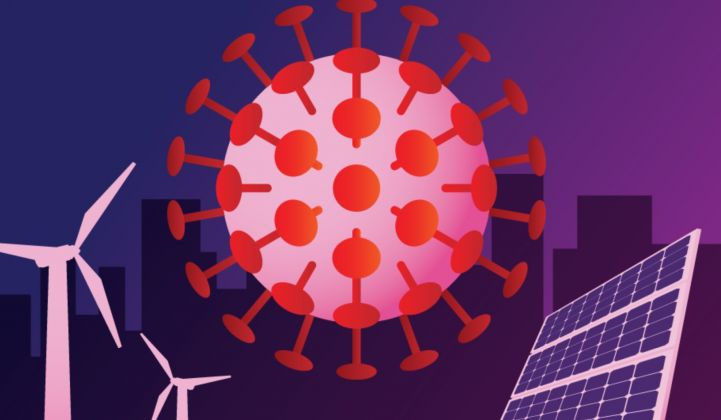 GTM's Live Coronavirus Blog: The Impact on Clean Energy