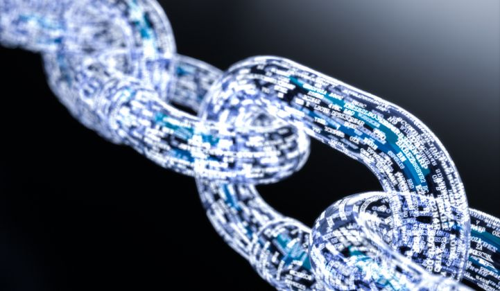 More and more companies are teaming up in the blockchain space.