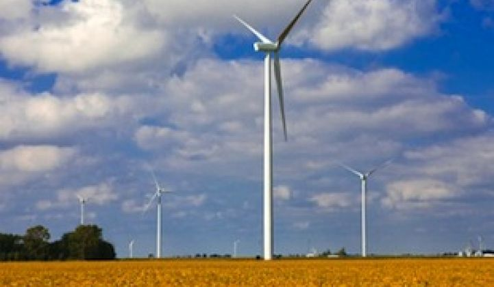 US Wind Industry Sees Its Second-Best Quarter Ever