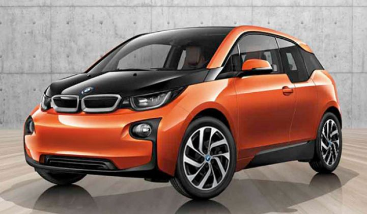 BMW's Electric i3 Comes With a Concierge Experience