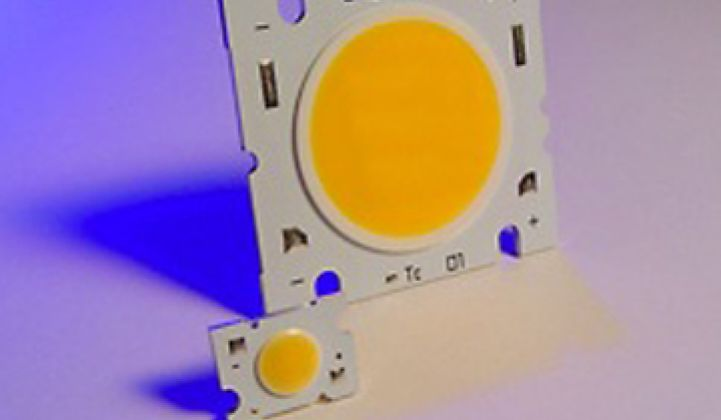 Bridgelux Wins $25M From China for GaN LEDs on Silicon Substrates