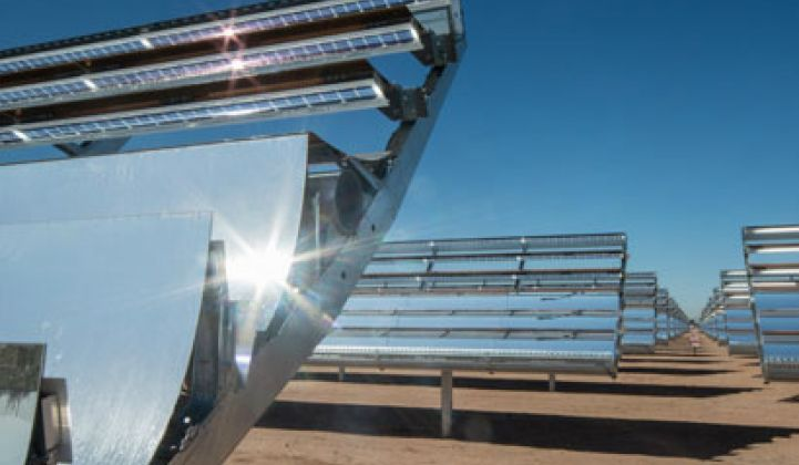 SunPower's New China Joint Venture Lines Up Gigawatts of C7 Concentrated Solar