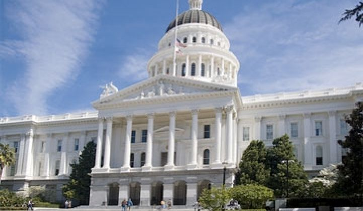 California Enacts 4 New Laws to Promote Energy Storage