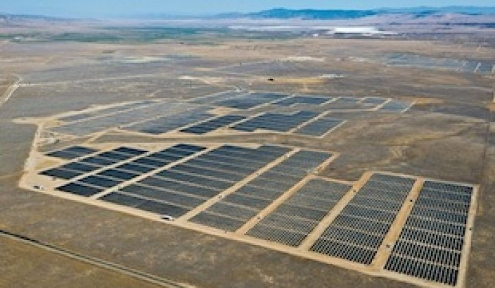 Big Solar Looks to Grow With Precise Cloud Forecasts