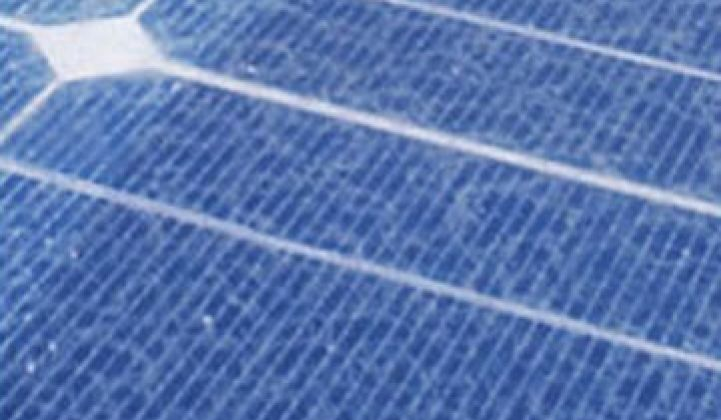 CaliSolar Set to Complete a 50MW Factory for UMG Silicon Solar Cells