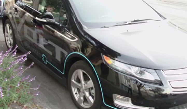 Chevy Volt Tax Credit >> Chevy Volt To Get California Tax Credit In 2012 Greentech