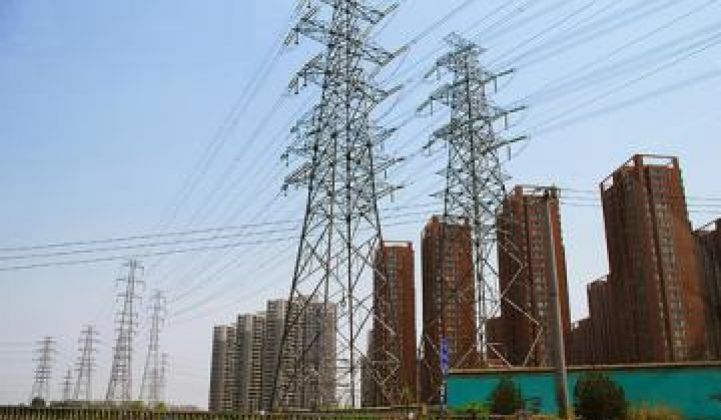 Report: China Outspent US on Smart Grid in 2013