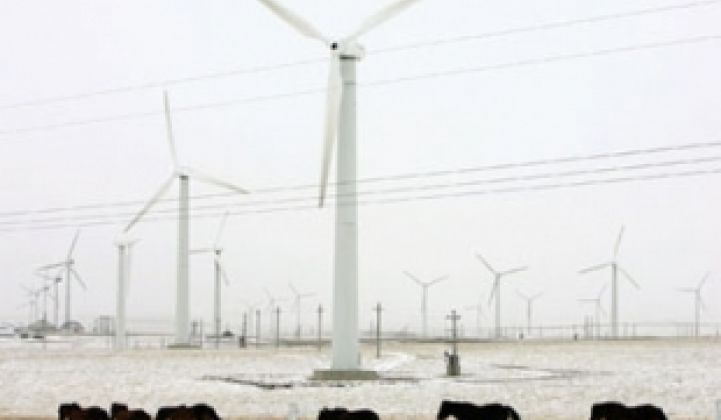 China On Track to Exceed Targets, Install 140 GW of Wind Capacity by 2015