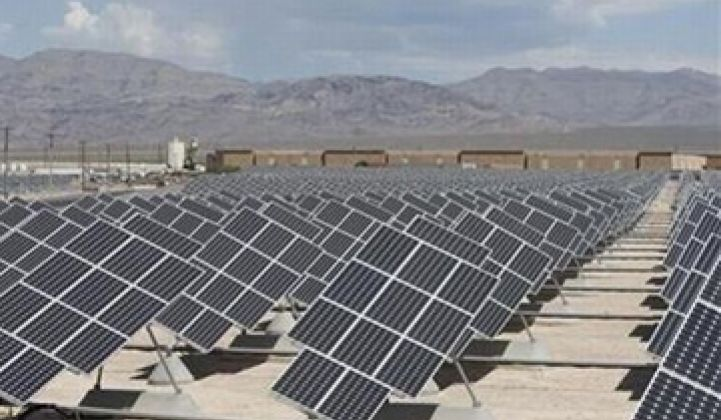 China Report: Solar Capacity Could Jump to 1GW or More by 2011