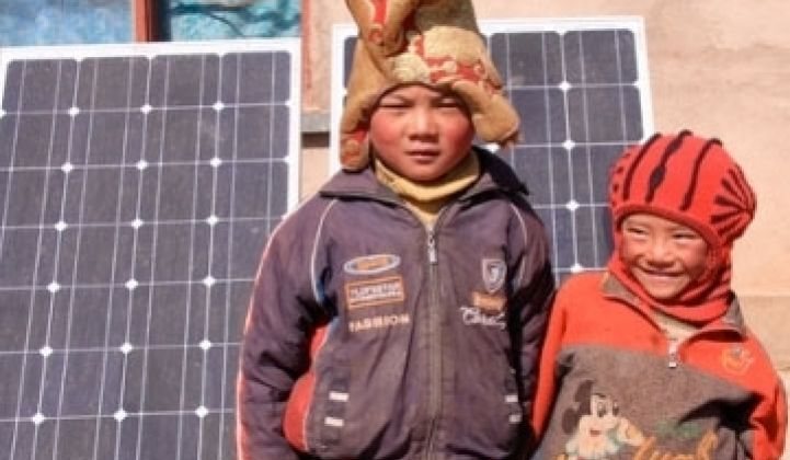 China's Domestic Solar Market: Time to Wake Up