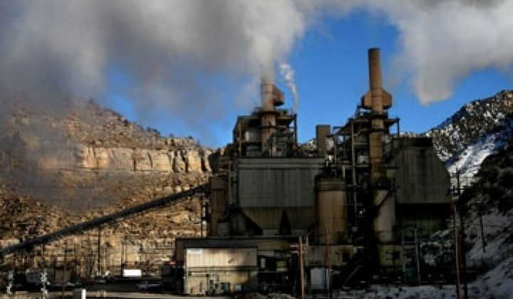 Duke Leaves Clean Coal Group