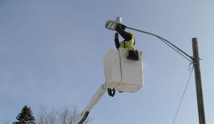 ComEd Leverages Silver Spring's Smart Grid Network for LED Streetlights