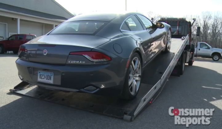 Fisker Files: Gentlemen, Stop Your Engines