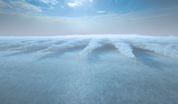 The Oyster project will look to answer some of the design and engineering questions posed by offshore hydrogen production. (Credit: Siemens Gamesa)