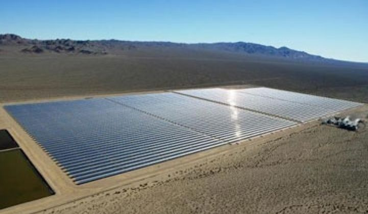 Could Solar-Thermal Power Supply 25% of the World's Needs by 2050?