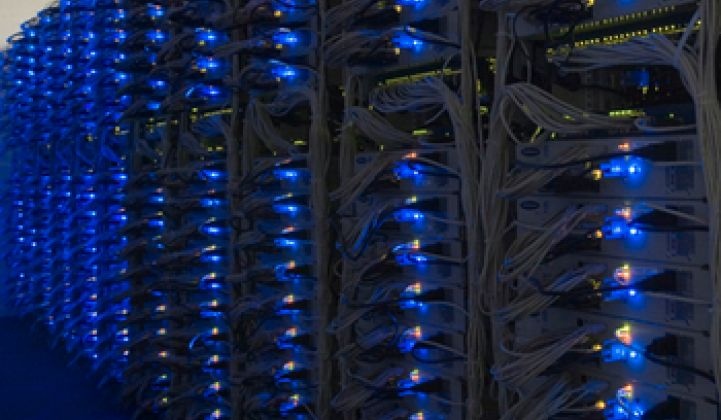 Data Center Efficiency May Be Getting Worse