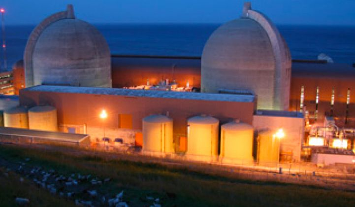 NRC to Consider Relicensing Diablo Canyon Nuclear Plant Through 2045