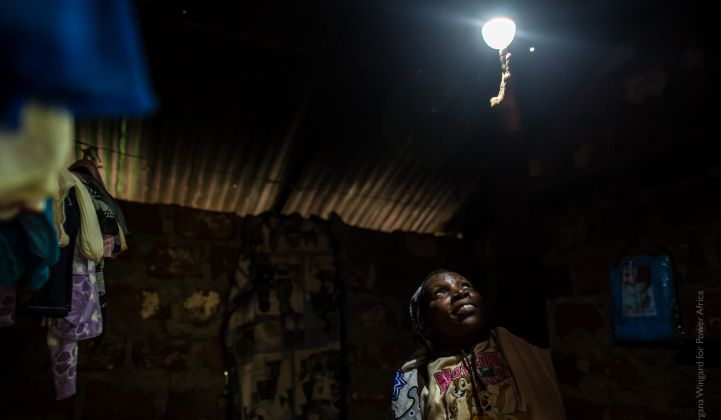 Off-Grid LED Lighting Could Create 2 Million Jobs