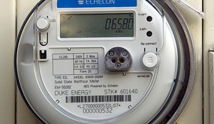 Duke energy meter reader test