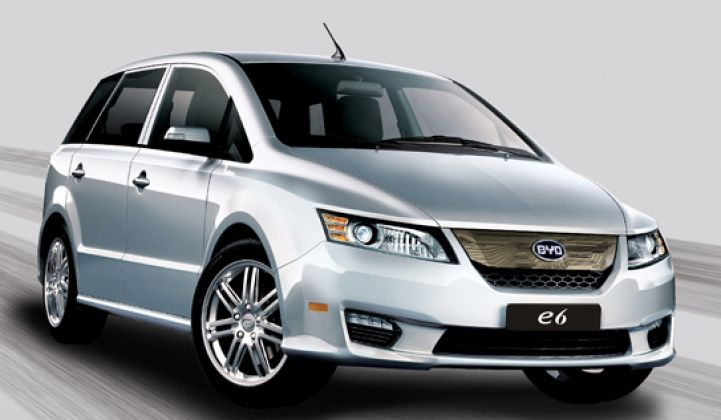 BYD's Growing Hold on the EV Market