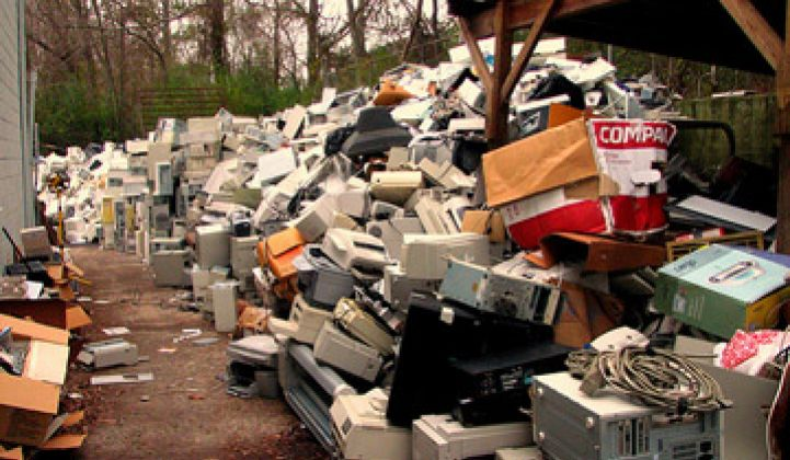 Electronic Recycling: The Highs and Lows