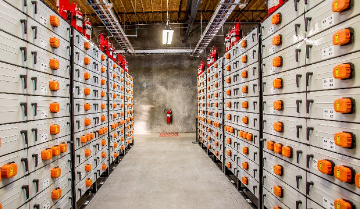 US Energy Storage Market Experiences Largest Quarter Ever