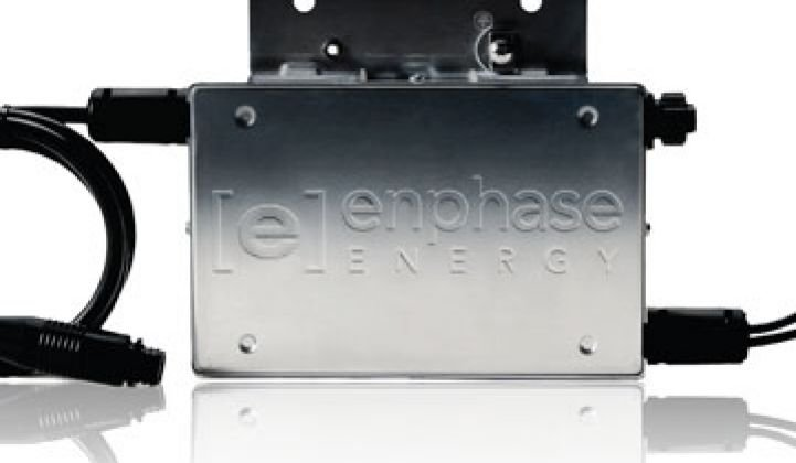 Enphase and the Evolution of Solar Microinverters
