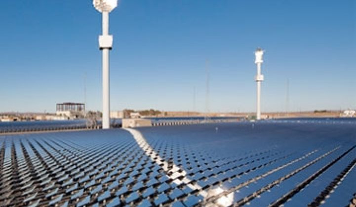 ESolar Lands Whopper Contract For Solar Thermal in China