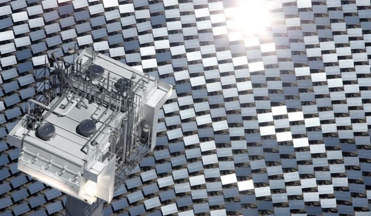 Thermal storage is key to boosting the value of concentrated solar power.
