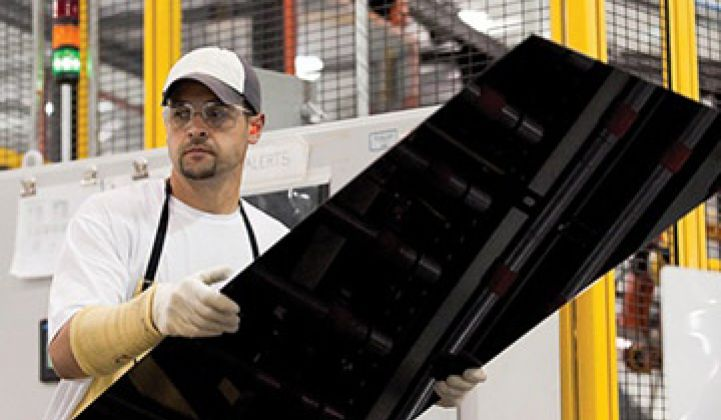 "First Solar's $215 Million ""Manufacturing Excursion"""