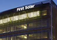 First Solar Drops Cost to 76 Cents a Watt