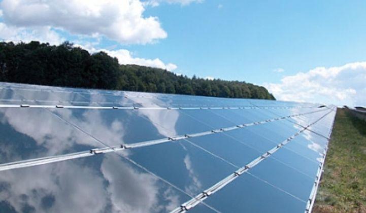 When First Solar Wasn T So Hot Greentech Media