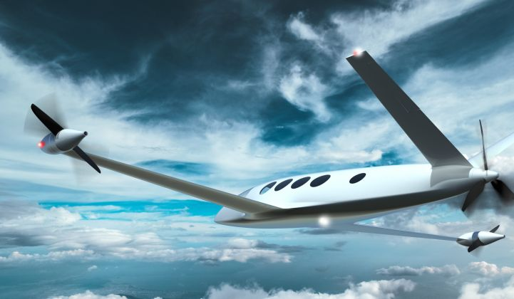 Eviation plans to debut the Alice at the Paris Air Show in June of this year.