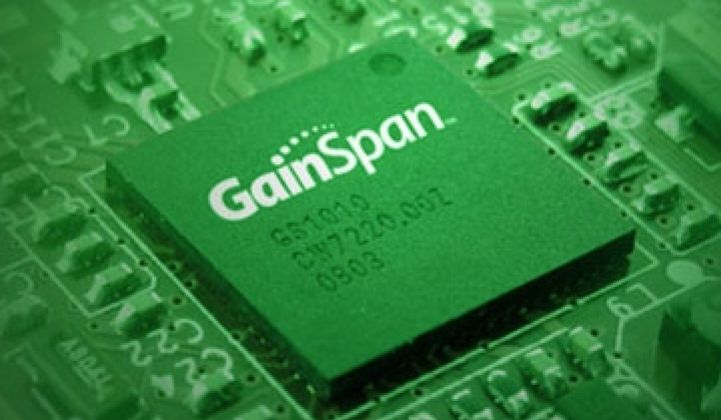 Smart Grid Tuesday: GainSpan Gets New CEO, Hara Lines Up Safeway as Customer