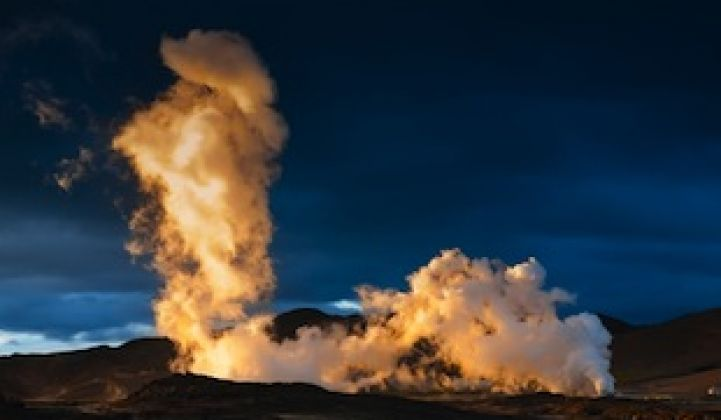 Bubbling Up: Geothermal Sees Big Global Growth