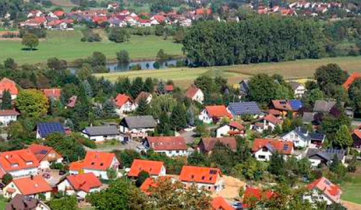 Sungevity Partners With E.ON in Germany to Scale Residential Solar