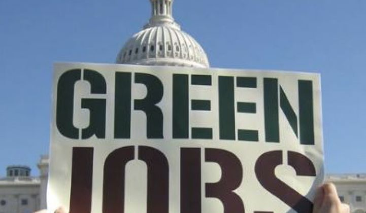 Report: 71,523 Solar, Efficiency, and Other Green Jobs for Massachusetts