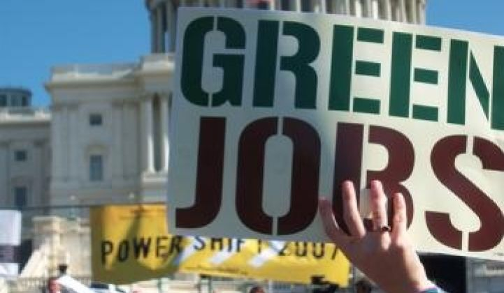 Renewable Energy Would Create More Jobs Than Nuclear Power